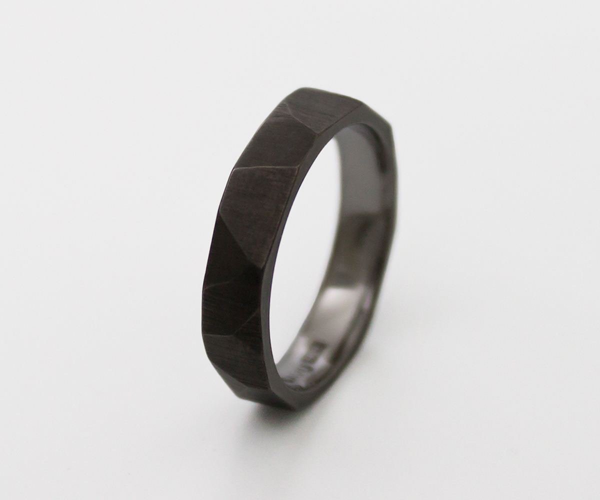 nordic rings unique mens of black download wedding